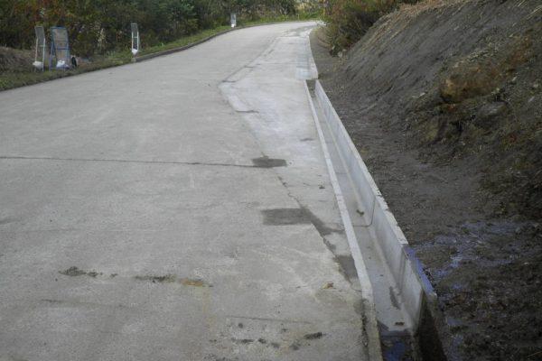 H30有峰砂防工事用道路その他工事